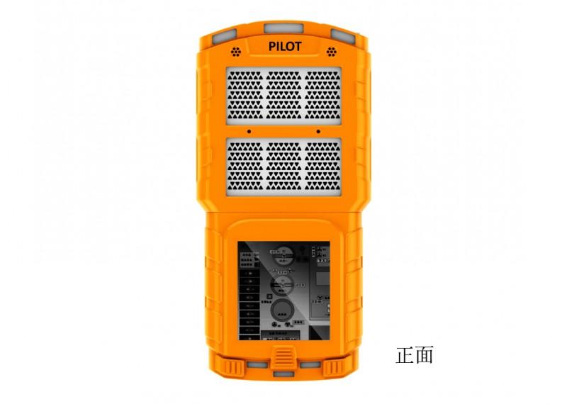 PILOT-4多功能气体检测仪,有害气体检测报警仪