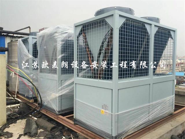 欧麦朗空气能热泵采暖 为绿色环保事业做建设